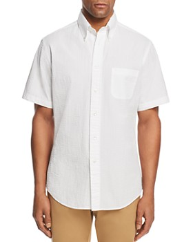 Brooks Brothers - Seersucker Classic Fit Button-Down Shirt