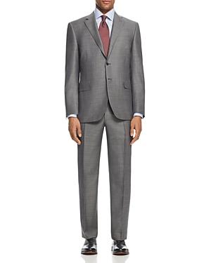 Canali Diamond Weave Classic Fit Suit
