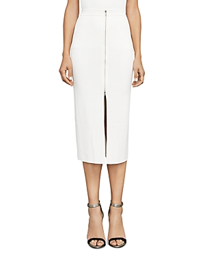 Bcbgmaxazria Braylee Rib-Knit Pencil Skirt