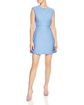 Sandro - Rosalie A-Line Mini Dress