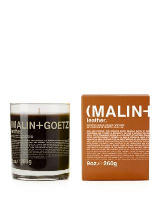 $MALIN+GOETZ Leather Candle - Bloomingdale's