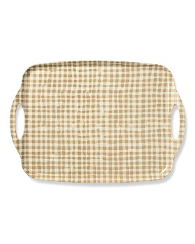 kate spade new york - Gingham Serving Tray