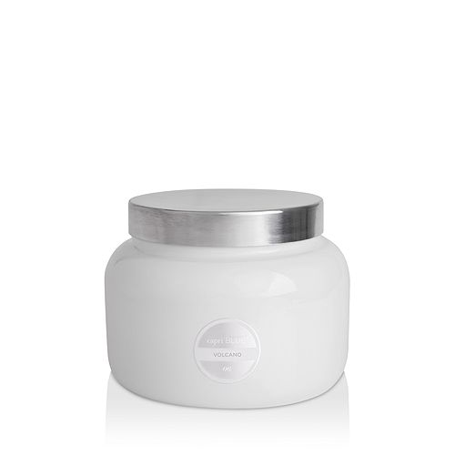 Capri Blue - Volcano White Signature Jar Candle