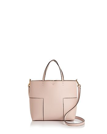 e9cfa099c1d Tory Burch Block-T Leather Mini Tote | Bloomingdale's