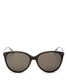 Bottega Veneta - Women's Cat Eye Sunglasses, 55mm