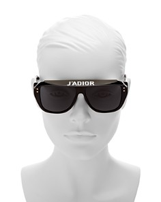 Dior - Women's Club 2 Square Visor Sunglasses, 56mm
