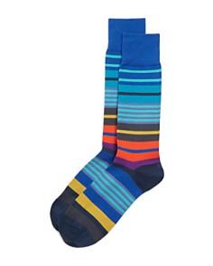 Paul Smith Fennel Stripe Socks - Bloomingdale's_0