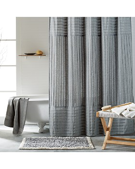 DKNY - Pure Pintuck Shower Curtain