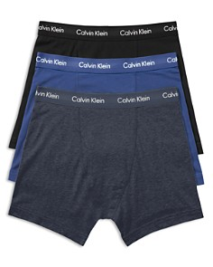 Calvin Klein Cotton Stretch Boxer Briefs, Pack of 3 - Bloomingdale's_0