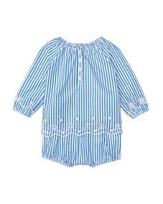 Ralph Lauren Girls' Eyelet Poplin Top & Bloomers Set - Baby - Bloomingdale's_0
