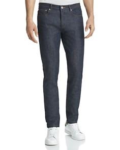 A.P.C. - Petit New Standard Slim Fit Jeans in Indigo