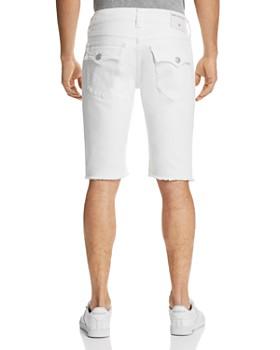 True Religion - Ricky Relaxed Fit Denim Shorts