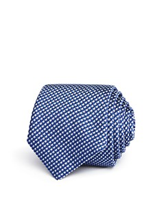BOSS Micro Geometric Neat Skinny Tie - Bloomingdale's_0
