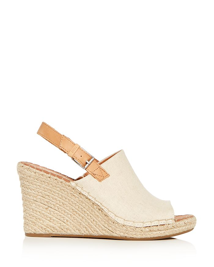 5924ce98549 Women's Monica Slingback Espadrille Wedge Sandals