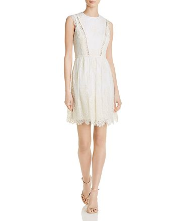 Aidan by Aidan Mattox - Lace Cocktail Dress