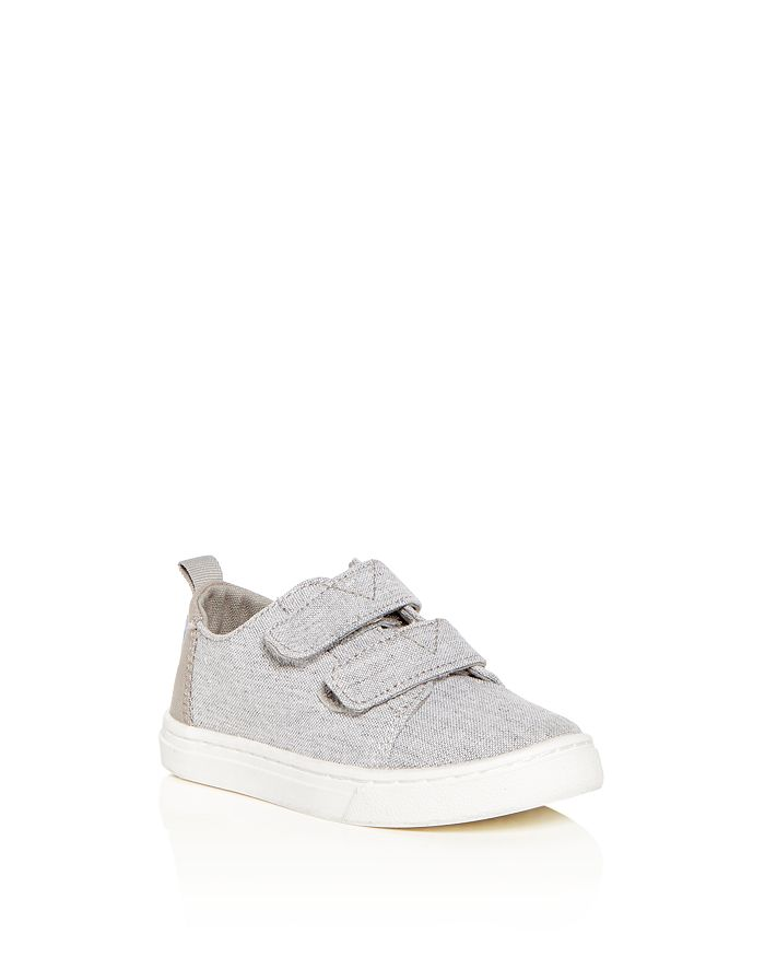 TOMS - Unisex Lenny Chambray Sneakers - Baby, Walker, Toddler