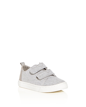 Toms Unisex Lenny Chambray Sneakers  Baby Walker Toddler