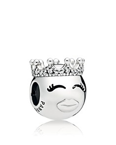 PANDORA Sterling Silver Enchantment Princess Charm - Bloomingdale's_0