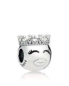 PANDORA Sterling Silver Enchantment Princess Charm - Bloomingdale's_0