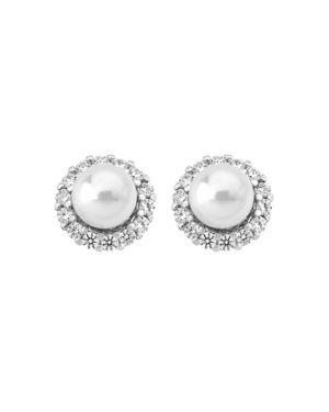 Majorica Stud Earrings