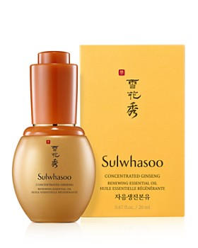 Sulwhasoo - Concentrated Ginseng Renewing Essential Oil
