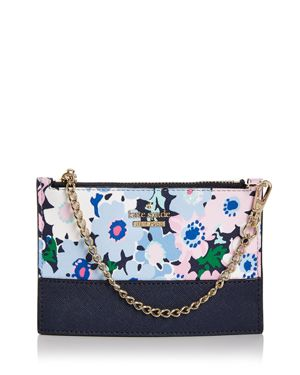 kate spade new york Cameron Street Daisy Garden Caroline Leather Wristlet 2955743