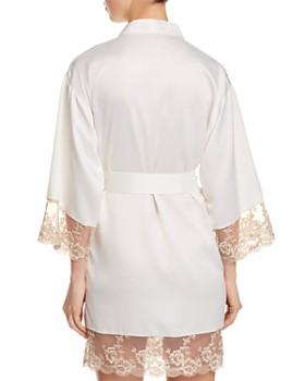Flora Nikrooz - Rosa Charmeuse Kimono