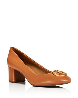 Tory Burch - Women's Chelsea Block-Heel Pumps