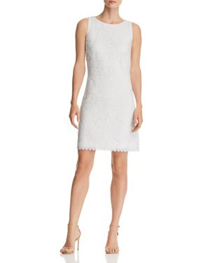 Eliza J Lace Shift Dress 2951361