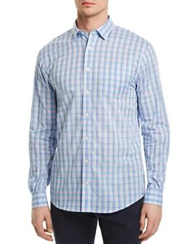 Johnnie-O - Marlowe Plaid Regular Fit Button-Down Shirt