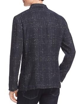John Varvatos Collection - Raw Edge Regular Fit Blazer