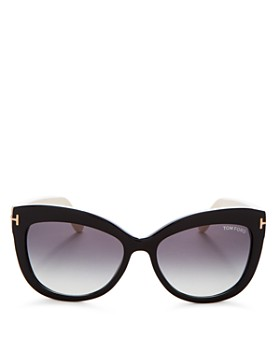Tom Ford - Women's Square Sunglasses, 54mm