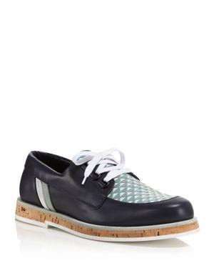 Jimmy Choo Men's Finn Boat Shoe Sneakers 2859181