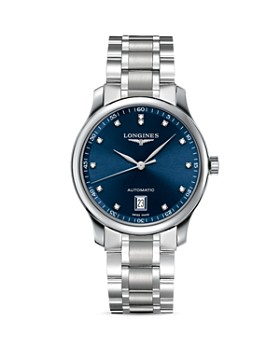 Longines - Master Collection Watch with Diamonds, 38.5mm