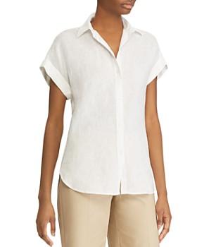 Ralph Lauren - Dolman-Sleeve Button-Down Shirt