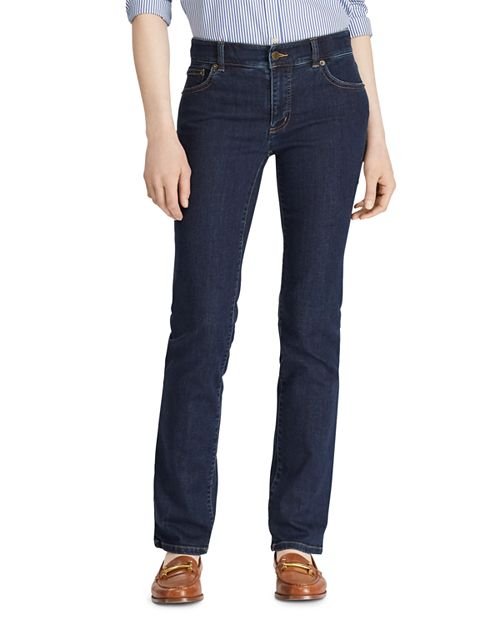 Ralph Lauren - Straight Leg Jeans in Rinse