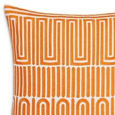"""Trina Turk - Racket Club Geo Decorative Pillow, 18"""" x 18"""""""