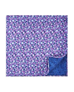 The Men's Store at Bloomingdale's Ditsy Floral Reversible Pocket Square_0