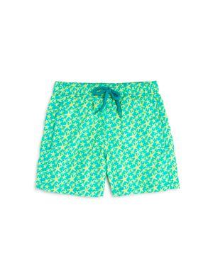 Vilebrequin Boys' Jim Starfish Swim Trunks - Little Kid