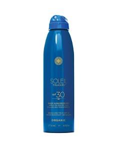 SOLEIL TOUJOURS - SPF 30 Organic Sheer Sunscreen Mist