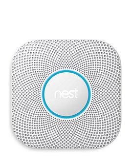 Google Nest - 2nd Generation Protect Smoke and Carbon Monoxide Alarm