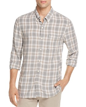 Joe's Jeans - Sanoval Plaid Regular Fit Button-Down Shirt