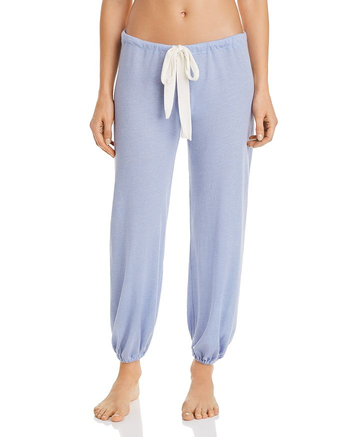 Eberjey - Heather Slouchy Tee   Lounge Pants 3afc4df9c