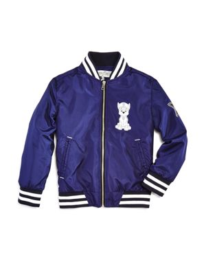 Sovereign Code x Nickelodeon Boys' Paw Patrol Chase Bomber Jacket, Little Kid - 100% Exclusive