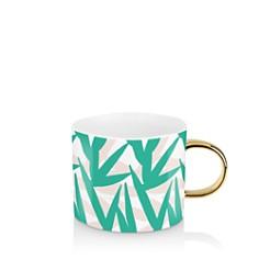 Fringe Pas Green Leaves Mug - Bloomingdale's_0