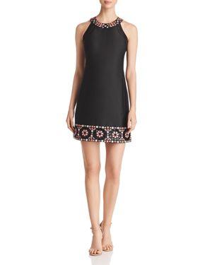 kate spade new york Mosaic Embellished Dress