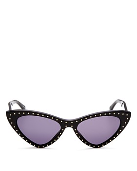 d5d453b7f6f Moschino - Women s Moschino 006 Slim Cat Eye Sunglasses