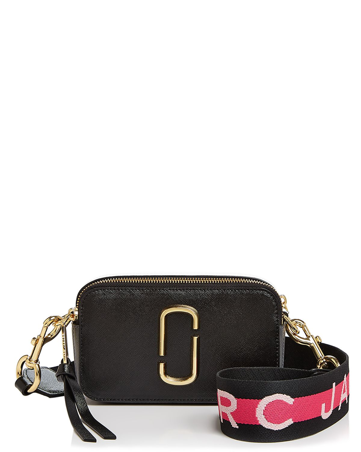Snapshot Saffiano Leather Crossbody by Marc Jacobs