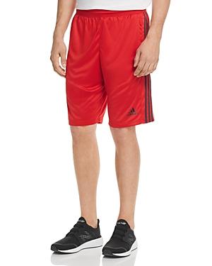 adidas Originals D2M Three Stripe Shorts