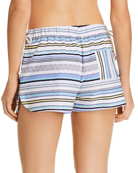 Jane & Bleecker New York - Stripe Pajama Shorts
